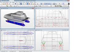 diy catamaran design boat design net