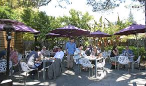 Restaurant Patio Tables by Best Healdsburg Restaurants Patios Outdoor Dining In Wine Country
