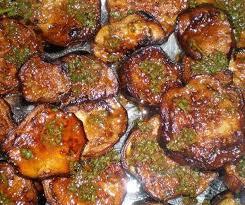 cuisiner des aubergines facile aubergines frites facile choumicha cuisine marocaine choumicha