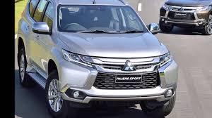 new mitsubishi pajero sport 2016 interior u0026 exterior 4x4 7