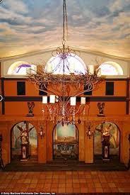 Giant Chandelier Michael Jackson U0027s Las Vegas House Replete With Medieval Chapel