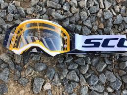 scott prospect motocross goggle 2018 keefer inc testing