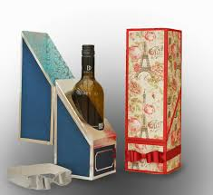 wine bottle gift box svg wine bottle gift box digital