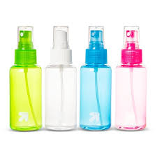 Travel bottles with assorted tops 3 oz up up target