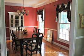 formal dining room window treatments burlap window treatments u2013 or not