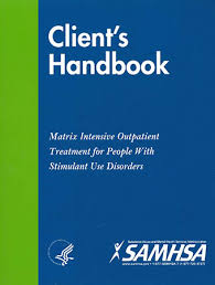 Counselor Treatment Manual Pdf Matrix Intensive Outpatient Treatment For With Stimulant