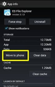 android install apps to sd card how to move apps to sd card in moto e moto e guide