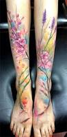 21 amazing watercolor tattoos that looks real