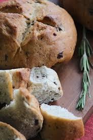 Rosemary Garlic Bread Machine Recipe Rosemary And Kalamata Olive Artesian Bread U2013 Edible Ventures