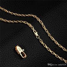 gold necklace vintage images 2018 18k gold vintage long gold chain for men hip hop chain jpg