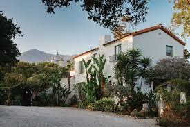 montecito lifestyle spanish colonial style santa