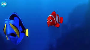 marlin dory romantic relationship