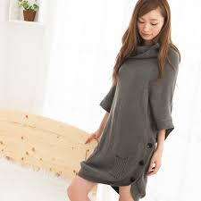 womens tunic sweaters plaisir shop rakuten global market so called polar loved