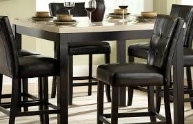 High End Dining Room Furniture Best Tall Dining Room Chairs Photos Rugoingmyway Us