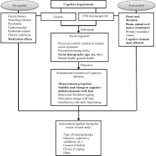 the course and prognostic factors of cognitive status after
