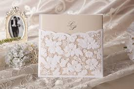 wedding invitations lace lace wedding invitations invitesweddings