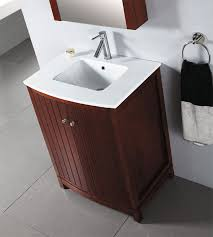 Powder Room Vanity Sink Cabinets - cartwright powder room vanity sink white traditional bathroom