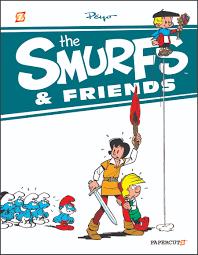 smurfs u0026 friends vol 1 papercutz kids graphic