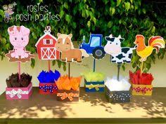 Barn Animal Party Supplies Pin By Susan Marshall On Cowboy Decor Pinterest Western