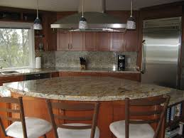 kitchen rustic kitchen cabinets and kitchen island for small