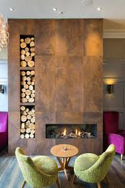 modern wall fireplace electric walls tile ideas best design