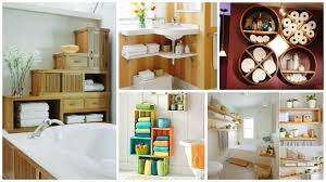 16 inspirational bathroom storage ideas that combine functionality
