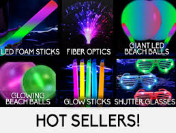 Glow In The Dark Party Decorations Ideas Glowsource Com Glow In The Dark Party Supplies Led Novelty
