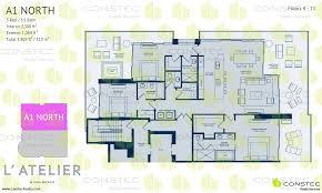 l u0027atelier miami beach floor plans