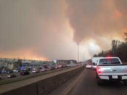 Where Is Fort Mcmurray On A Map Of Canada Fort Mcmurray Wildfire Near Alberta U0027s Oil Sands Area Jumps River