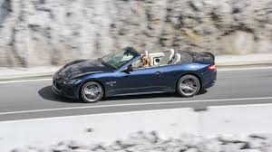red maserati convertible 2018 maserati granturismo review everything you need to know