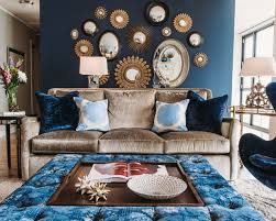 blue and gold decoration ideas blue and gold rooms and decor 50 favorites for friday 219 south