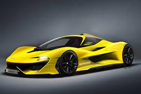 custom mclaren f1 mclaren hyper gt to be more powerful than p1 autocar