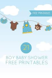 21 free boy baby shower printables spaceships and laser beams