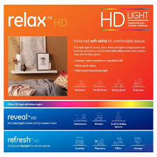 ge hd light refresh relax soft white hd 40watt equivalent deco bc blunt tip med base led