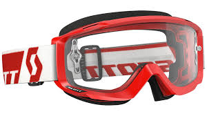 cheap motocross goggles scott split otg clear works goggle red sale motorcycle goggles