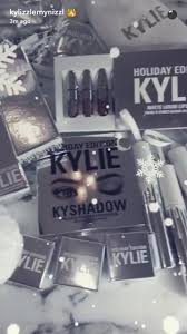 kylie jenner reveals her upcoming kylie cosmetics holiday