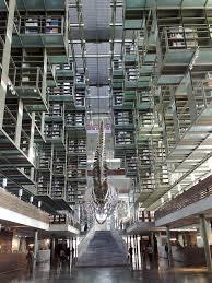 biblioteca vasconcelos ciudad de mexico df the largest library