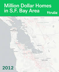 Trulia Crime Map San Francisco by Watch A Rash Of Million Dollar Homes Break Out Across San