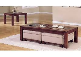 table with stools underneath best 9 coffee tables with storage ottomans underneath coffe table