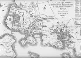 England On Map Old Maps Of Plymouth England