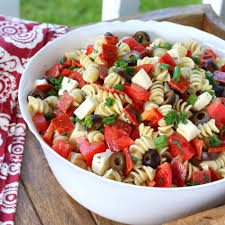 pepperoni pizza pasta salad the daring gourmet
