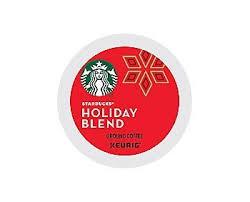 starbucks 2016 blend coffee keurig k cups 16 count
