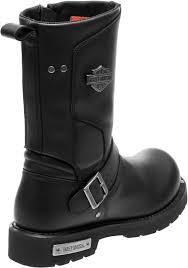 black motorbike boots harley davidson men u0027s paxford performance black motorcycle boots