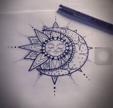 image result for moon phases chest moon tattoos