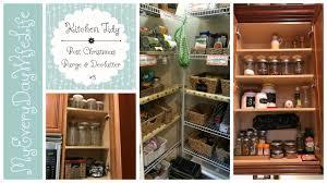 spice cabinet u0026 pantry tidy post christmas purge u0026 declutter 3