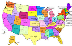 map of america showing states and cities popular 175 list map of usa showing states