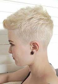 short haircuts for women with clipper the 25 best really short haircuts ideas on pinterest really