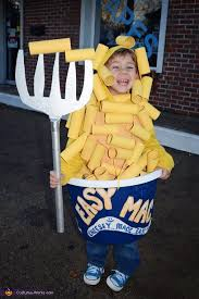 Nanny Halloween Costume Mac U0026 Cheese Kids Costume Halloween Costumes Kids Diy
