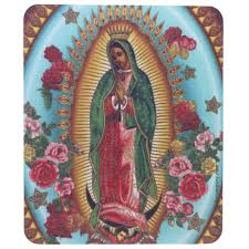 our lady of guadalupe mousepad the catholic company