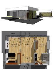 modern 1 house plans modern house plan 67506 total living area 1345 sq ft 1 bedroom